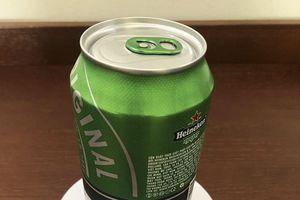 Khách hàng 'tố' Heineken giải thích chưa thỏa đáng việc sản phẩm bị lỗi