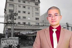 Phong tỏa tài khoản của bố mẹ Chủ tịch địa ốc Alibaba Nguyễn Thái Luyện