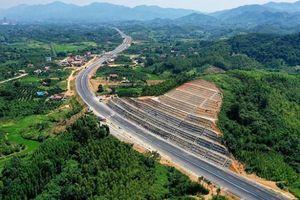 Cao tốc Bắc Giang - Lạng Sơn hơn 12.000 tỷ đồng chính thức thông xe kỹ thuật