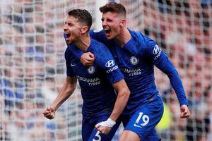 Đã hay lại còn may, Chelsea giành chiến thắng ý nghĩa trước Brighton