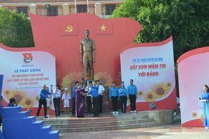 TP HCM phát động đợt hoạt động kỷ niệm 90 năm ngày thành lập Đảng
