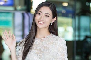 Hoa hậu Lương Thùy Linh xác nhận làm giám khảo cuộc thi sắc đẹp