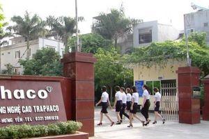 Traphaco bị truy thu thuế hơn 900 triệu đồng