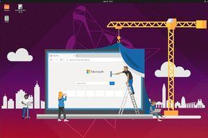 Microsoft chuẩn bị đưa trình duyệt Edge lên hệ điều hành Linux