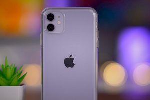 Apple bán ốp lưng trong suốt của iPhone 11 giá cả triệu đồng
