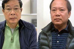 Đề nghị khai trừ khỏi Đảng đối với 2 ông Nguyễn Bắc Son và Trương Minh Tuấn