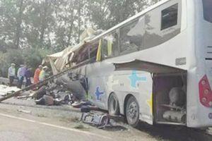 Trung Quốc: Tai nạn thảm khốc trên cao tốc, 36 người chết