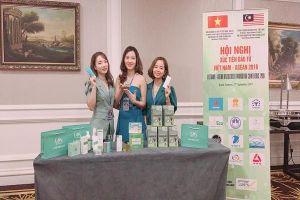 Thương hiệu mỹ phẩm- Thực phẩm chức năng cao cấp LAS BEAUTY - HEYNA tự tin hội nhập ASEAN