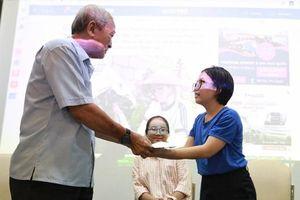 Người cựu chiến binh dành tiền lương hưu giúp học sinh nghèo vượt khó
