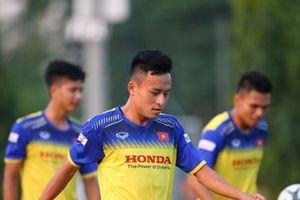 Thực hư chuyện Võ Huy Toàn chấn thương nặng phải rời đội tuyển Việt Nam