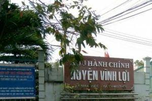 Bạc Liêu: Phó trưởng ban Dân vận Huyện ủy bị kỷ luật