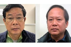 UBKT Trung ương đề nghị khai trừ khỏi Đảng ông Nguyễn Bắc Son và ông Trương Minh Tuấn