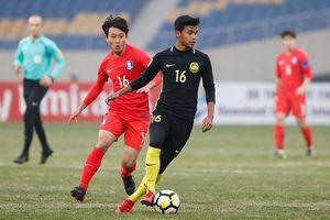 Chuẩn bị cho SEA Games 30, Malaysia gọi 7 cầu thủ trên 22 tuổi