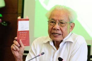 Bộ Giáo dục: 'GS Hồ Ngọc Đại có thể đề nghị thẩm định lại sách'