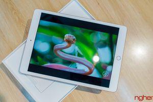 Trên tay iPad 2019: màn hình Retina 10,2 inch, giá rẻ, vỏ nhôm tái chế
