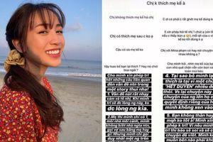 Ái nữ nhà đại gia Minh Nhựa một lần nói hết chuyện riêng tư của gia đình, nhất quyết không gọi Mina Phạm là mẹ vì lý do này