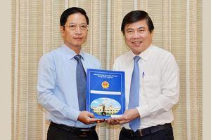 Tp. HCM có Chánh Thanh tra mới, là ông Đặng Minh Đạt