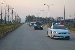 Thông tuyến đường phía Nam khu đô thị mới thành phố Cao Bằng