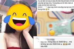 Làm ơn mắc oán: Nhận lại ví đánh rơi, cô gái không những không cảm ơn mà còn nói bị lấy mất 600k gây bức xúc