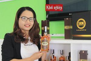 Bà chủ 25 tuổi của rượu nấm linh chi