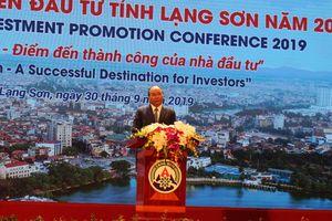 Thủ tướng đưa ra 5 định hướng phát triển cho tỉnh Lạng Sơn