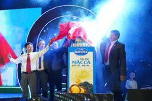 Công ty CP Macca Nutrition Việt Nam ra mắt sản phẩm Macca Milk