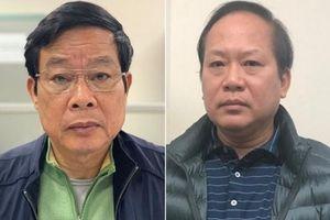 Ông Nguyễn Bắc Son và Trương Minh Tuấn bị đề nghị khai trừ khỏi Đảng