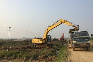 Vĩnh Phúc: Vĩnh Tường bàn giao mặt bằng Cụm công nghiệp Đồng Sóc giai đoạn 1