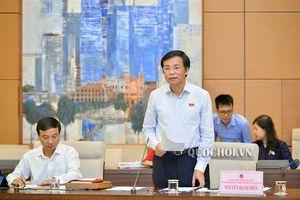 Ủy ban Pháp luật của Quốc hội tổ chức phiên họp toàn thể lần thứ 21