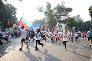 360 người nước ngoài tham dự Giải chạy báo Hà Nội mới mở rộng lần thứ 46