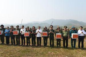 Bế mạc diễn tập khu vực phòng thủ thành phố Hà Nội năm 2019