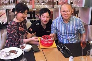 HLV Park Hang Seo mừng sinh nhật trong ngày ĐT Việt Nam được 'xả trại'