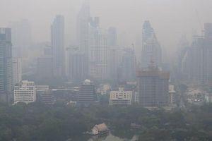 Thái Lan: Mức độ ô nhiễm không khí ngày càng trầm trọng