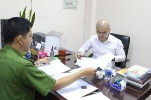 Cha mẹ của Nguyễn Thái Luyện bị phong tỏa tài khoản