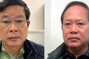 Đề nghị khai trừ Đảng ông Nguyễn Bắc Son, ông Trương Minh Tuấn