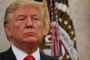 Sóng gió luận tội đột biến dữ dội, TT Trump tìm kiếm sự thật từ nước ngoài