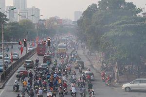 Chất lượng không khí kém do thay đổi thời tiết và biến đổi khí hậu