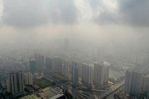 Tổng cục Môi trường lý giải tình trạng ô nhiễm tăng cao tại các thành phố lớn
