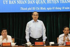 TP HCM: Giải ngân vốn đầu tư công còn thấp