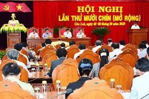 Gia Lai: Khai mạc Hội nghị Ban Chấp hành Đảng bộ tỉnh lần thứ 19, khóa XV (mở rộng)