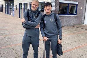 Sang Hà Lan thi đấu, Đoàn Văn Hậu được khen 'như Tây' tại SC Heerenven