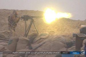 Thảm bại, phiến quân IS 'phơi xác' trên chiến trường Syria