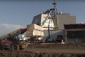 Hoa Kỳ sắp hoàn thành việc lắp đặt hệ thống phòng thủ tên lửa Aegis Ashore ở Ba Lan