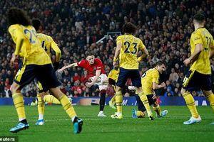 Bị Arsenal cầm hòa, Man United có khởi đầu tệ nhất sau 30 năm