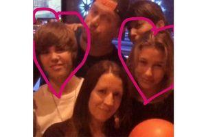 Justin Bieber cảm ơn bố mẹ vợ