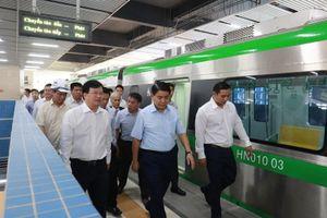 Đường sắt Cát Linh - Hà Đông: Tổng thầu nói xong, Bộ GTVT bảo chưa xong