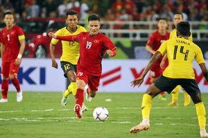 Malaysia mất 5 trụ cột trước trận đấu với tuyển Việt Nam!