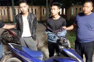 Nguyên nhân 2 nghi can sát hại tài xế Grab ở Hà Nội rồi trốn về Yên Bái