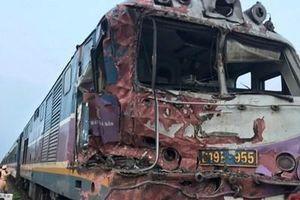 Trưởng tàu nói gì sau tai nạn tàu SNT2 đấu đầu xe container