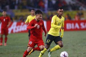 Malaysia 'sốt sắng' gia cố hàng thủ trước trận đấu Việt Nam